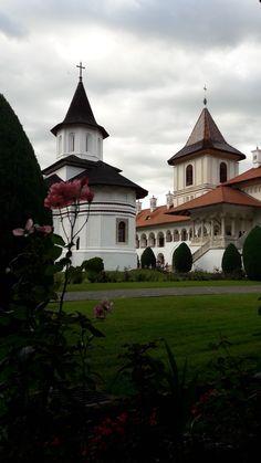 Mânăstirea Brâncoveanu  , Sâmbăta de sus