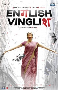 """English Vinglish"" (India and USA) starring  Sri Devi"