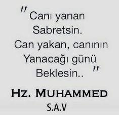 Sallallahü teala aleyhi ve Sellem Muslim Quotes, Islamic Quotes, Wisdom Quotes, Life Quotes, Muslim Pray, Good Sentences, Allah Islam, Magic Words, Prophet Muhammad