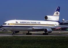 ATA American Trans Air N196AT L-1011 TriStar 1   Flickr - Photo Sharing!