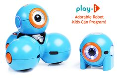 A Personal Robot for Kids? Meet Bo and Yana, Robots Kids Can Program