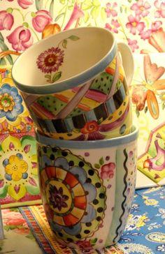 Mugs, by Ani Alonso ! love them !