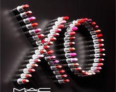 xo #mac #makeup #lippy