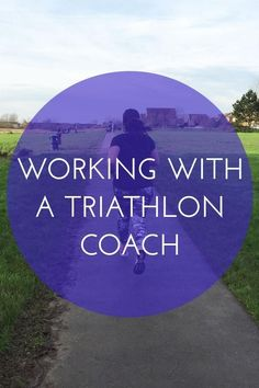 Working with a triathlon coach can help you to structure your training frequency, intensity and duration. Here's what I learned from working with a coach.