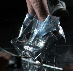 Lady Gaga - and more shoes