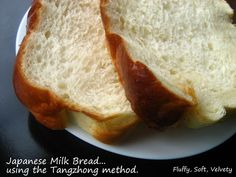 Home Cooking In Montana: Japanese Milk Bread... using the tangzhong method.
