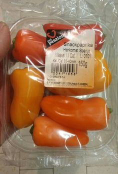 Snackpeppers unica spain