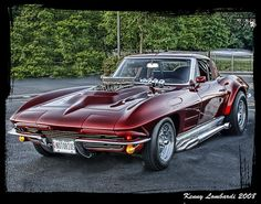 Gorgeous '63 Corvette Stingray