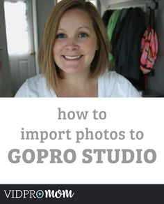 Importing still photos into your GoPro Movie… this is a hot topic. I get asked this question a lot. A lot, lot. And I often rag on GoPro…