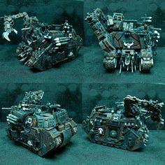 ork mechanized army - Google Search