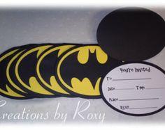 Batman Einladung