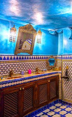 Marocco. Riad