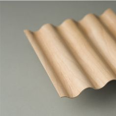 corelam™ is a corrugated plywood – keep an eye out for this new #material