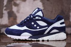 The latest sneaker installment from the ongoing kind-hearted 'Cruel World' collaboration between BAIT and Saucony has been revealed. We're up to number five in the series now, and this Shadow 6000 has been dubbed 'New…