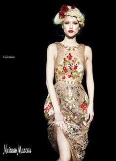 Neiman Marcus Fashion Ad Campaign – Valentino