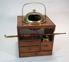 Japanese tobacco box
