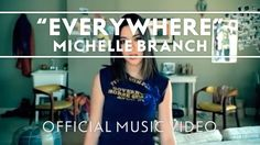 """""""Everywhere"""" Official Music Video Connect with Michelle: Twitter: http://twitter.com/michellebranch Facebook: http://facebook.com/michellebranch Website: htt..."""