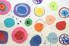 Circles, circles, circles. Oh my.