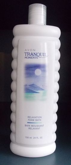 LOT OF 8 TRANQUIL MOMENTS RELAXATION FOAM BATH 700ml EACH New | eBay