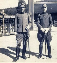 Japanese Imperial Army- Archives from Major Shokimi - 1932/42