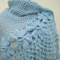 Crochet Shawl | please take a look to my profile..Thank you.… | crochetbutterfly | Flickr