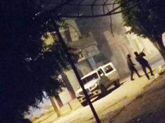 DE OLHO 24HORAS: Grupo atira contra delegacia, bloqueia ponte e exp...