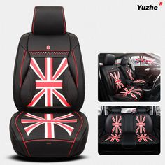 Yuzhe Universal Leather car seat covers For Suzuki Swift Wagon GRAND VITARA Jimny Liana 2 Sedan Vitara sx4 accessories styling