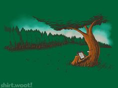 Save the Trees at woot  I have to buy this shirt!!!