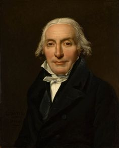 #Portrait of Jean-Pierre Delahaye, by Jacques-Louis David. Ca. 1815. Delahaye had been David's lawyer since 1812. On VintPrint.com as a #poster. #fineart
