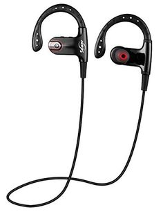 CLEARANCE SALE Bluetooth Headphones Seaer Bluetooth V4.1 Stereo Earphone HD Sound In-Ear Noise Cancelling Sweatproof Sport Headset with Mic for iPhone 7 Samsung Galaxy S7 IOS Android Phones (Black). ✓ SUPERB HD SOUND - Built-in the BEST CSR 4.1 chipset from U.K,with APT-X and CVC 6.0 Digital noise reduction technology.It can provide high-quality,super bass stereo audio experience no matter whether listening to music or making a phone call!With Up to 30 feet Bluetooth range. ✓ SECURE…