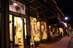 Shops in Downtown McKinney
