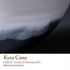 Join Kyra Cane in her studio during Kyra creates inspired by her observations of and patterns. Christmas Art, Christmas Shopping, Art Market, Studios, Landscapes, Join, Weather, Patterns, Inspired