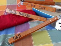 Get Darby Smart's how-to for creating this DIY grilling gift for Dad