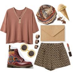 """outfit 157"" by almoghatouel on Polyvore"