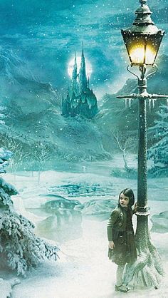 Narnia - iPhone 5 Wallpaper