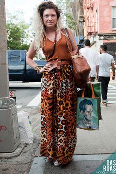 Look leonine style
