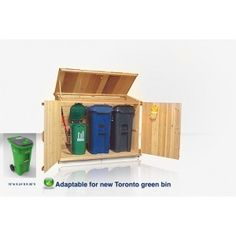 Garbage Storage - Medium B68