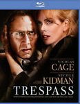 TRESPASS Nicole Kidman, Nicolas Cage -- Brand NEW Blu-ray  Free shipping in continental US click pic to Buy it Now