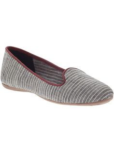 These slipper shoes look comfy Piperlime   Cannes