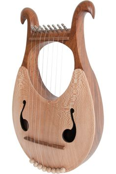 Lyre Harp for sale, musical instrument