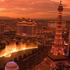 Vegas baby !