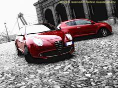Alfa Romeo MiTo by Stefano Guastalegname, via Flickr