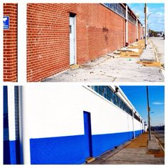 The old #Hostess facility had a nice #makeover! #transformationtuesday #BuildingAmerica #warehouse #storage #Midwest3PL #fwresults #stl