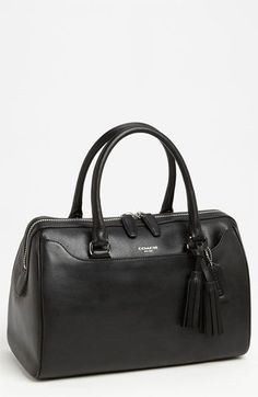 COACH 'Legacy - Haley' Leather Satchel available at Nordstrom