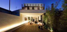 Nicholson Residence by Matt Gibson A D