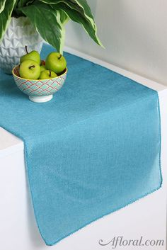 -Fabric Table Runner