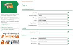 La #impremta #online Cevagraf W2P, ara disponible en #català!