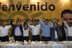 En Xalapa, Veracruz, el gobernador de Michoacán acudió a un encuentro con militantes y candidatos de cara al proceso electoral que culminará el próximo 4 de junio; el próximo presidente ...