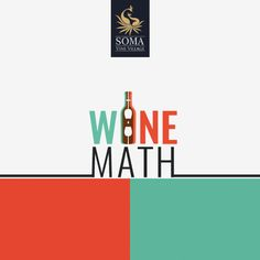 Ever wondered how many grapes make 1 Case of #wine? Here's a simple Wine Math to find out!  #Maths