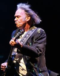 neil young..Still Rockin' in the free world.